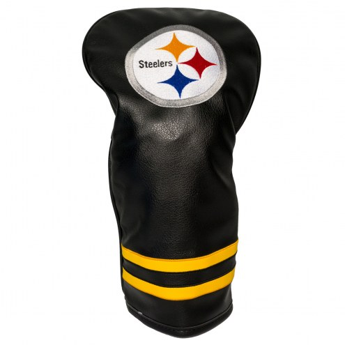 Pittsburgh Steelers Vintage Golf Driver Headcover
