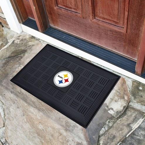 Pittsburgh Steelers Vinyl Door Mat