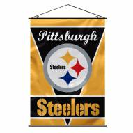 Pittsburgh Steelers Wall Banner