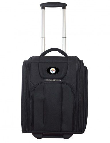 Pittsburgh Steelers Wheeled Business Tote Laptop Bag