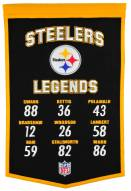 Pittsburgh Steelers Legends Banner