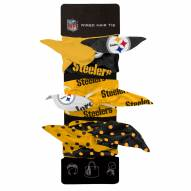 Pittsburgh Steelers Wired Hair Tie
