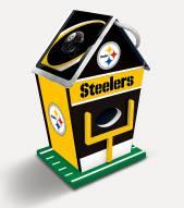 Pittsburgh Steelers Wood Birdhouse