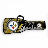 Pittsburgh Steelers Woodrow Electric Guitar Gig Bag