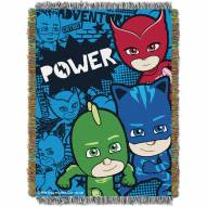 PJ Mask Power Trio Throw Blanket