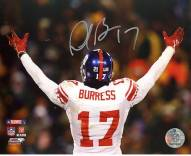 Plaxico Burress NFC Championship Game Celebration 8 x 10 Photo