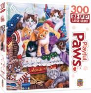 Playful Paws Loads of Fun 300 Piece EZ Grip Puzzle