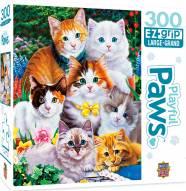 Playful Paws Puuurfectly Adorable 300 Piece EZ Grip Puzzle