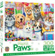 Playful Paws Sweet Things 300 Piece EZ Grip Puzzle