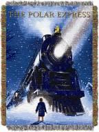 Polar Express Engine Wonder Throw Blanket