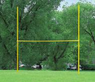 Porter 10' Uprights College Football Goal Posts
