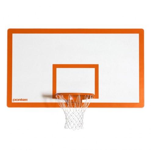 "Porter 72"" x 42"" Fiberglass Rectangle Basketball Backboard"