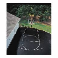 Porter Basketball Court Stencil Kit