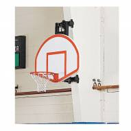 Porter Column Mount Basketball Backstop
