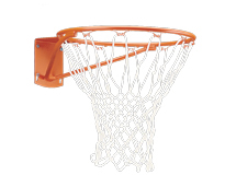 "Porter Super Goal Basketball Rim - 5"" x 4"" to 5"" x 4.5"" mount"