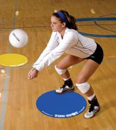 Porter Volleyball Spot Target Training