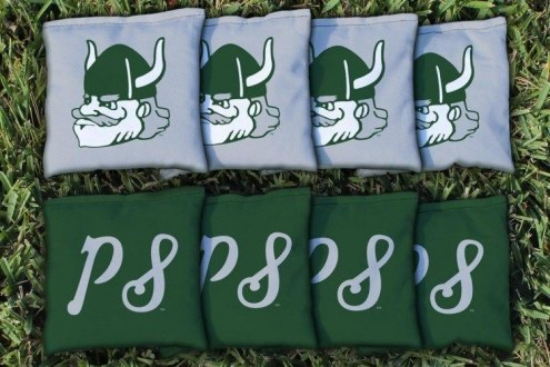 Portland State Vikings College Vault Cornhole Bag Set