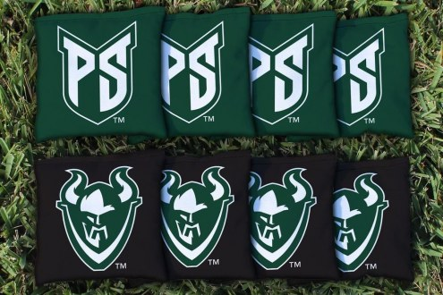 Portland State Vikings Cornhole Bag Set