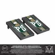 Portland State Vikings Operation Hat Trick Onyx Stained Cornhole Game Set