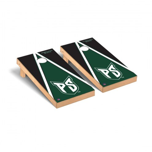 Portland State Vikings Triangle Cornhole Game Set