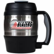Portland Trail Blazers 52 oz. Stainless Steel Travel Mug