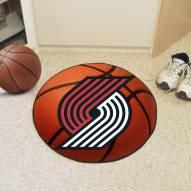 Portland Trail Blazers Basketball Mat