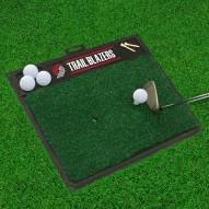 Portland Trail Blazers Golf Hitting Mat