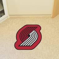 Portland Trail Blazers Mascot Mat