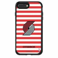 Portland Trail Blazers OtterBox iPhone 8/7 Symmetry Stripes Case
