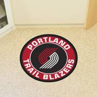 Portland Trail Blazers Rounded Mat
