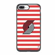 Portland Trail Blazers Speck iPhone 8 Plus/7 Plus Presidio Stripes Case
