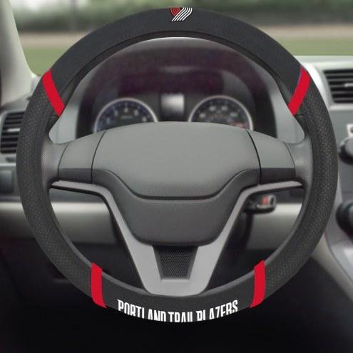 Portland Trail Blazers Steering Wheel Cover