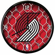 Portland Trail Blazers Team Net Clock