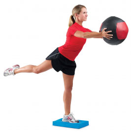 Power Max Balance Pad