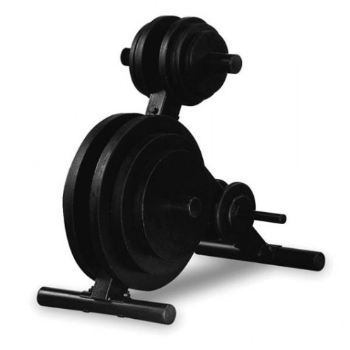 PowerLine Olympic EZ-Load Weight Tree