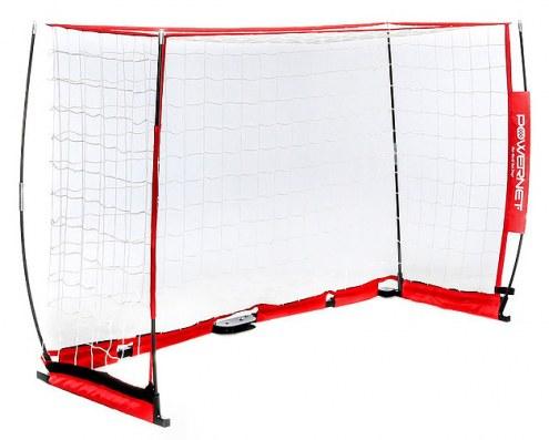 PowerNet 6x4 ft Portable Soccer Goal - Scuffed