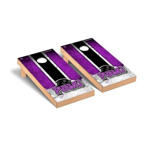 Prairie View A&M Panthers Mini Cornhole Set