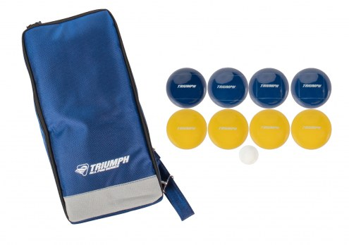 Triumph Premier 100mm Bocce Ball Set with Sling Carry Bag
