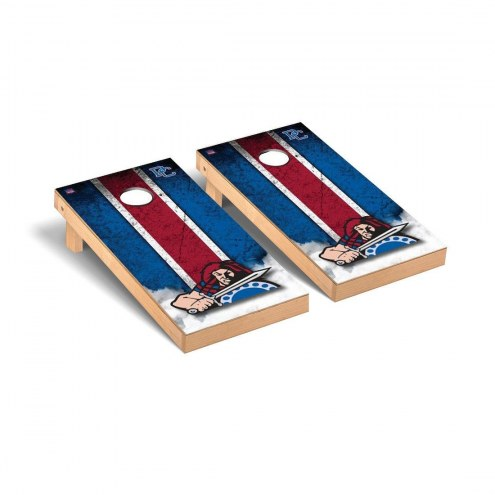 Presbyterian Blue Hose Mini Cornhole Set