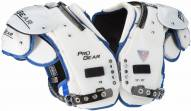Pro Gear PL15 Custom Color Adult Football Shoulder Pads - RB / DB