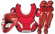 Pro Nine Armatus Elite Baseball Catcher's Gear Set - Ages 12-16