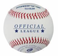 Pro Nine Blemished Practice Baseballs - Dozen