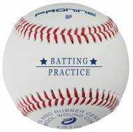 Pro Nine Collegiate Raised Seam Batting Practice Baseballs - Dozen