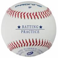 Pro Nine Collegiate Raised Seam Batting Practice Baseballs - Dozen