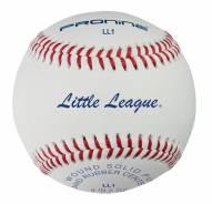 Pro Nine LL1 Little League Baseballs - Dozen