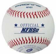 Pro Nine NFHS1 Baseballs - Dozen