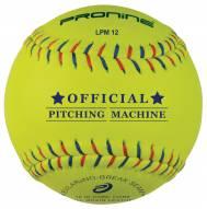 "Pro Nine 12"" Pitching Machine Softballs - Dozen"