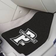 Providence Friars 2-Piece Carpet Car Mats