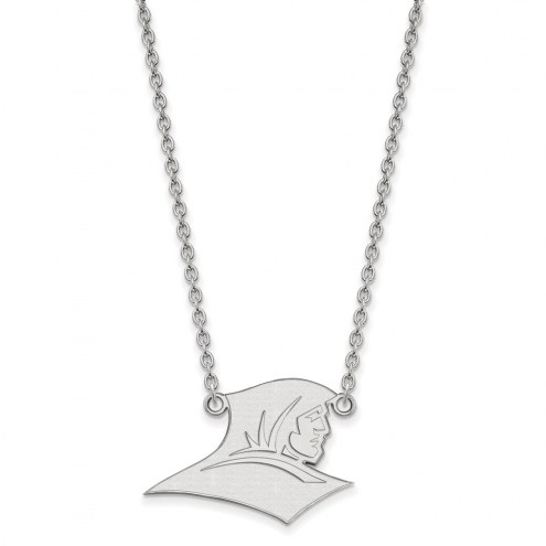 Providence Friars Sterling Silver Large Pendant Necklace