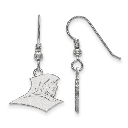 Providence Friars Sterling Silver Small Dangle Earrings